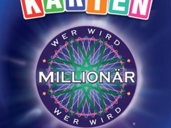 Bild zu Alle Brettspiele-Spiel Wer wird Millionär? Kartenspiel (Neuauflage)