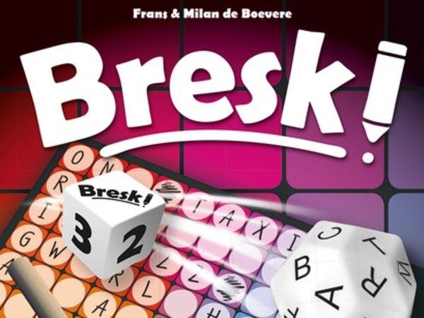 Bild zu Alle Brettspiele-Spiel Bresk!