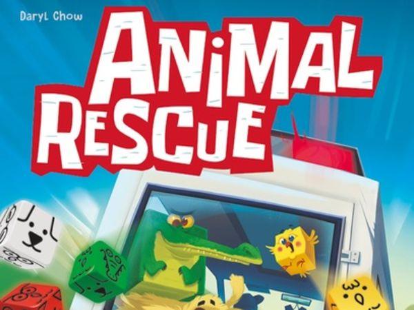 Bild zu Alle Brettspiele-Spiel Animal Rescue