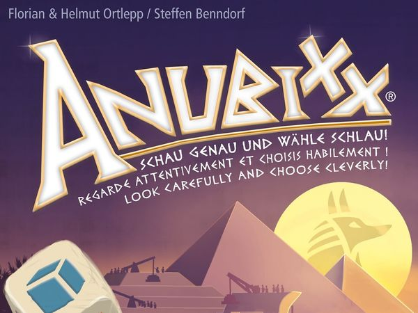Bild zu Alle Brettspiele-Spiel Anubixx
