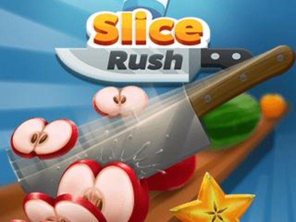 Bild zu Geschick-Spiel Slice Rush