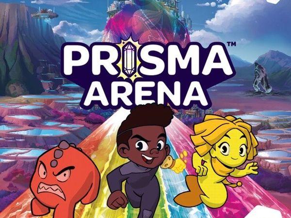Bild zu Alle Brettspiele-Spiel Prisma Arena