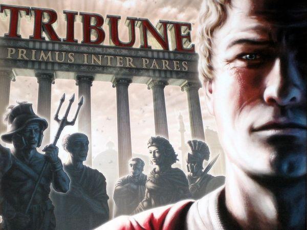 Bild zu Alle Brettspiele-Spiel Tribun