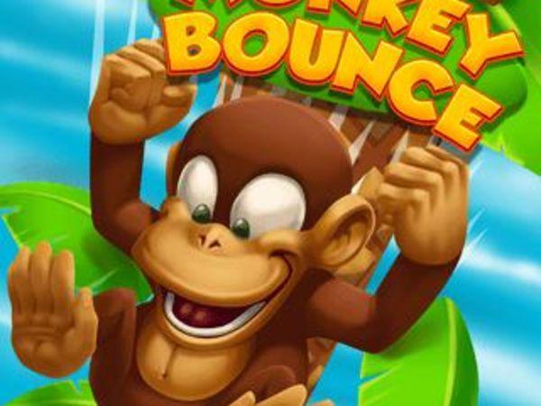 Bild zu Geschick-Spiel Monkey Bounce
