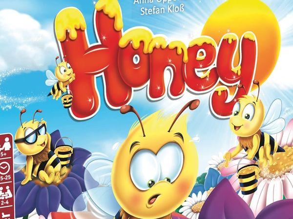 Bild zu Alle Brettspiele-Spiel Honey