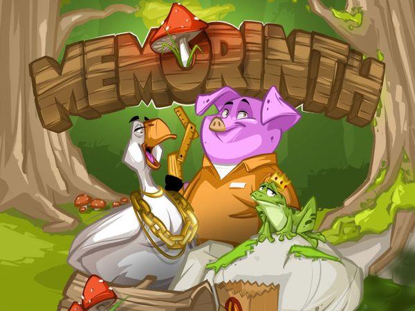 Bild zu Alle Brettspiele-Spiel Memorinth