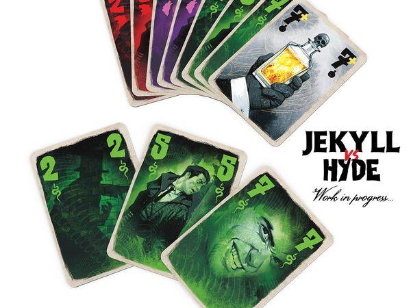 Bild zu Alle Brettspiele-Spiel Jekyll vs. Hyde