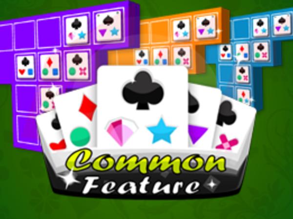 Bild zu Denken-Spiel Common Feature