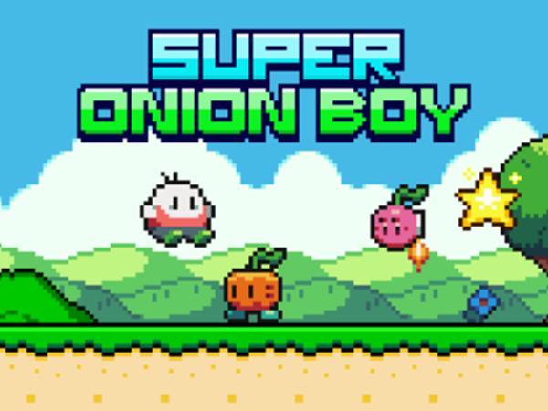 Bild zu Geschick-Spiel Super Onion Boy