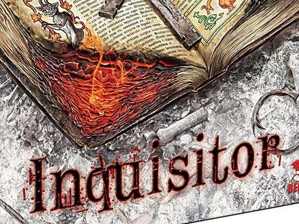 Bild zu Alle Brettspiele-Spiel Inquisitor