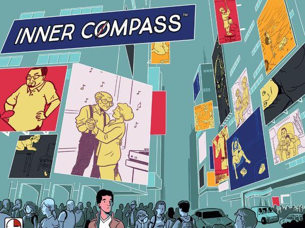 Bild zu Alle Brettspiele-Spiel Inner Compass