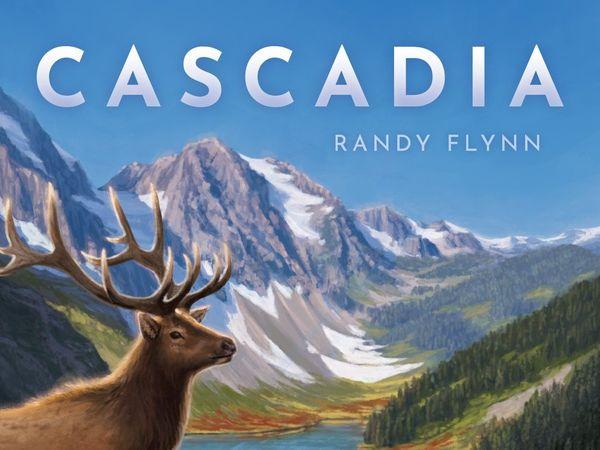Bild zu Alle Brettspiele-Spiel Cascadia