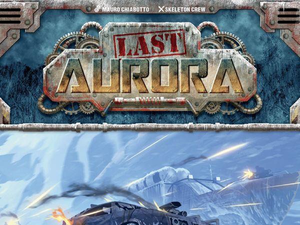 Bild zu Alle Brettspiele-Spiel Last Aurora