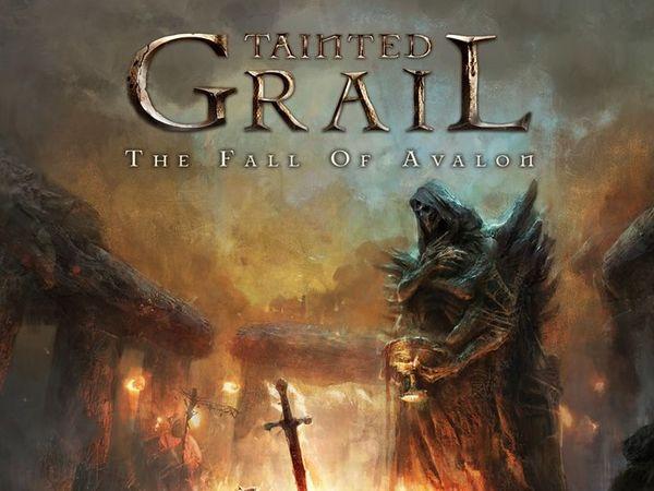 Bild zu Alle Brettspiele-Spiel Tainted Grail: The Fall of Avalon