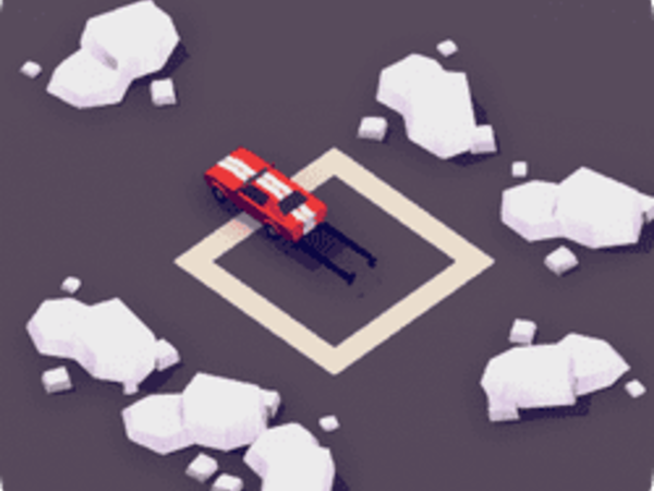 Bild zu Rennen-Spiel Russian Car Drift 3D