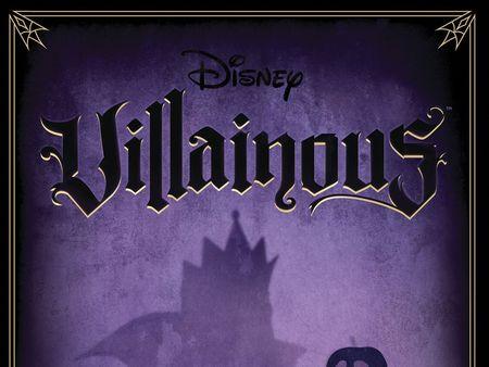 Disney Villainous: Böse bis ins Mark