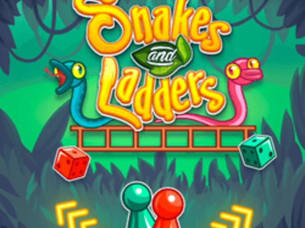 Bild zu HTML5-Spiel Snakes and Ladders