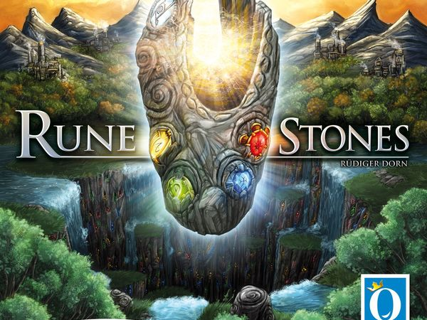 Bild zu Alle Brettspiele-Spiel Rune Stones