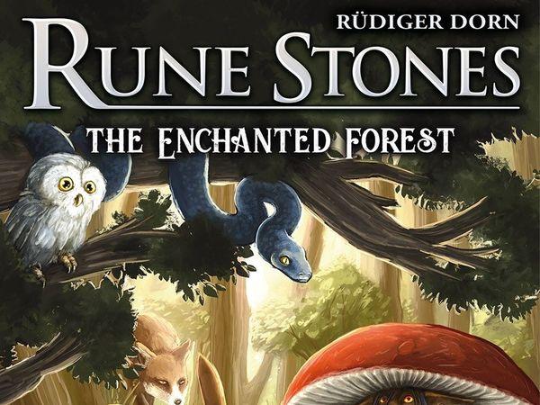 Bild zu Alle Brettspiele-Spiel Rune Stones: Enchanted Forest