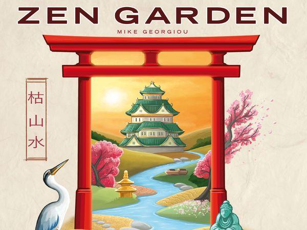 Bild zu Alle Brettspiele-Spiel Zen Garden