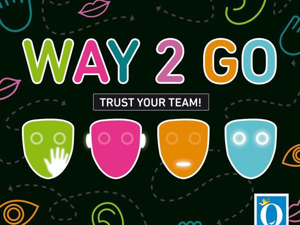 Bild zu Alle Brettspiele-Spiel Way 2 Go