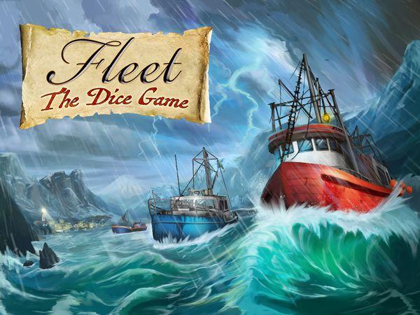 Bild zu Alle Brettspiele-Spiel Fleet: The Dice Game (deutsche Edition)
