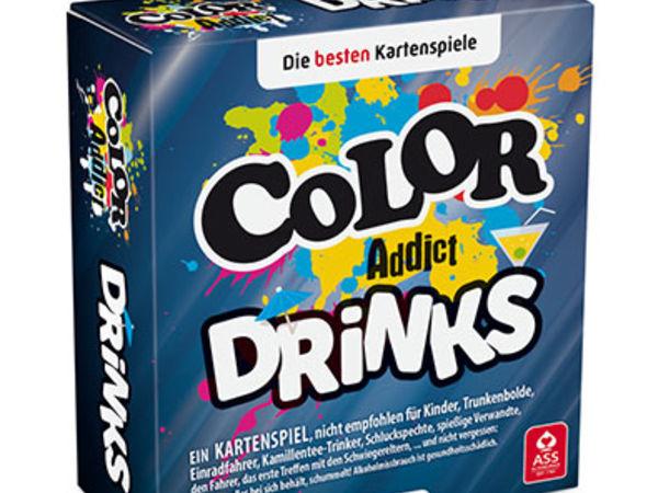 Bild zu Alle Brettspiele-Spiel Color Addict Drinks