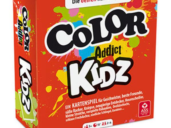 Bild zu Alle Brettspiele-Spiel Color Addict Kidz