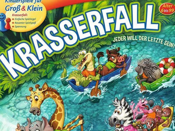 Bild zu Alle Brettspiele-Spiel Krasserfall