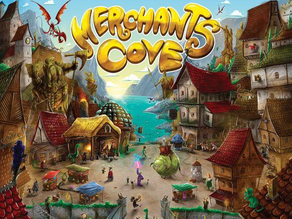 Bild zu Alle Brettspiele-Spiel Merchants Cove