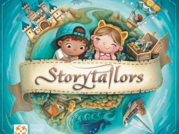 Bild zu Alle Brettspiele-Spiel Storytailors