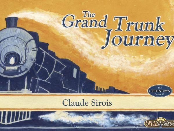 Bild zu Alle Brettspiele-Spiel The Grand Trunk Journey