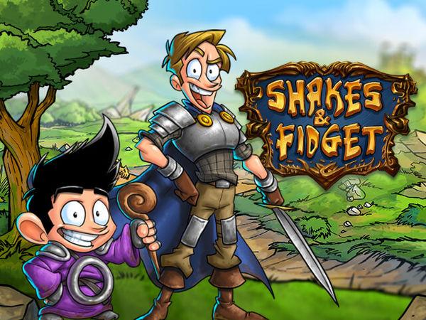 Bild zu Alle-Spiel Shakes & Fidget