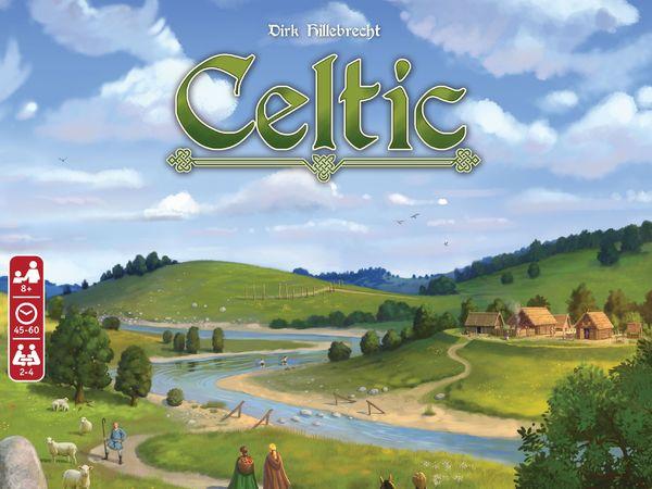 Bild zu Alle Brettspiele-Spiel Celtic