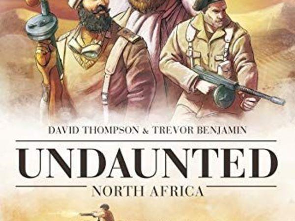 Bild zu Alle Brettspiele-Spiel Undaunted: North Africa