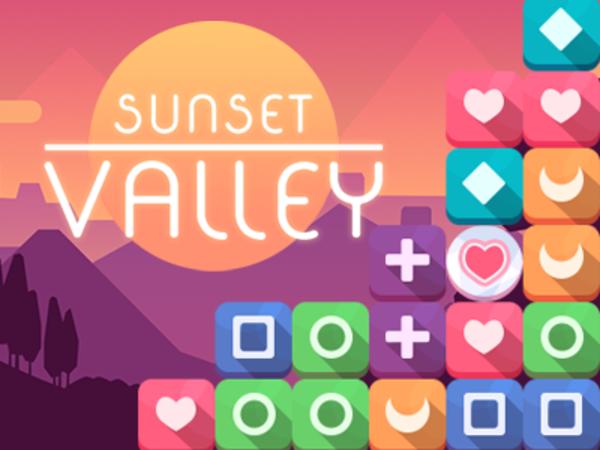 Bild zu Denken-Spiel Sunset Valley