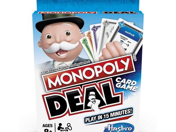 Bild zu Alle Brettspiele-Spiel Monopoly Deal