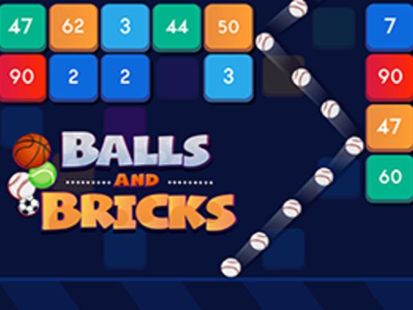 Bild zu HTML5-Spiel Balls and Bricks