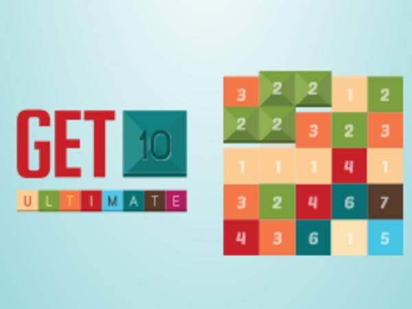 Bild zu HTML5-Spiel Get 10 Ultimate