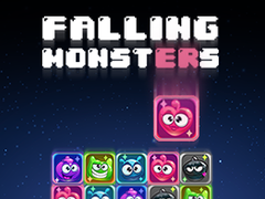 Falling Monsters spielen