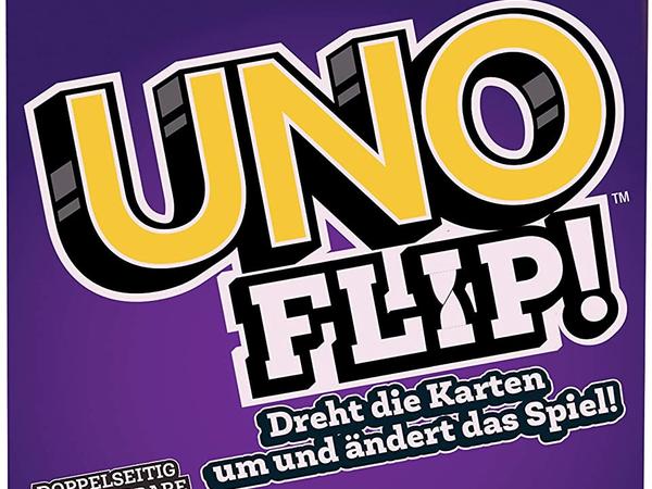 Bild zu Alle Brettspiele-Spiel Uno Flip