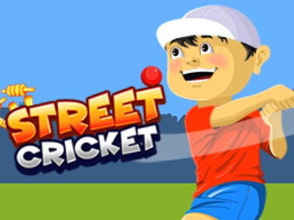 Bild zu Sport-Spiel Street Cricket
