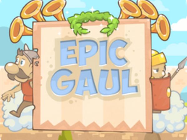 Bild zu Action-Spiel Epic Gaul