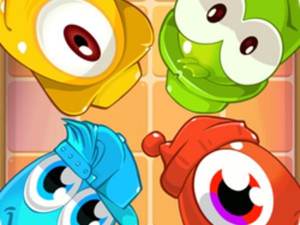 Bild zu Denken-Spiel Candy Monsters