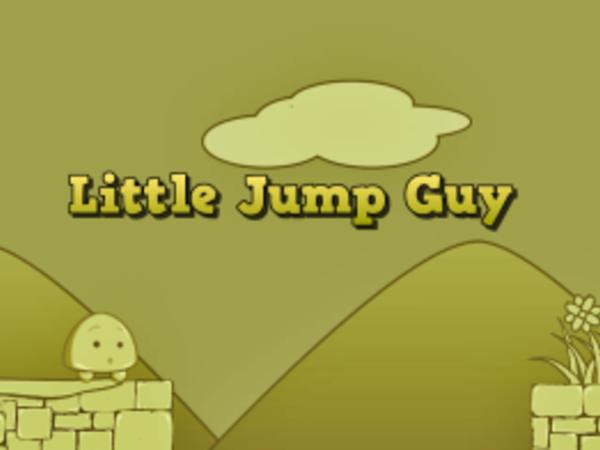 Bild zu Geschick-Spiel Little Jump Guy