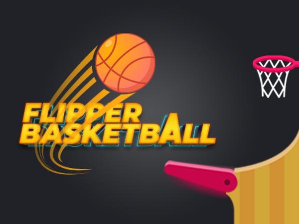 Bild zu Sport-Spiel Flipper Basketball