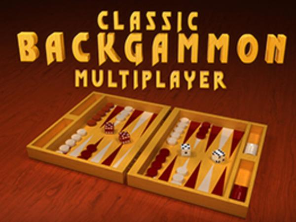 Bild zu Karten & Brett-Spiel Classic Backgammon Multiplayer