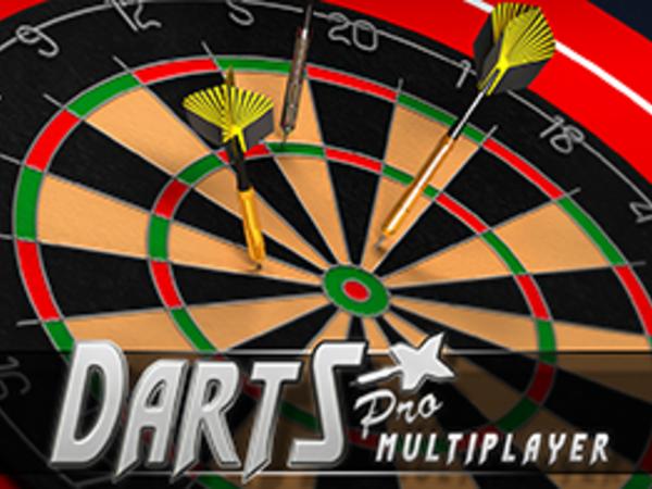 Bild zu Klassiker-Spiel Darts Pro Multiplayer