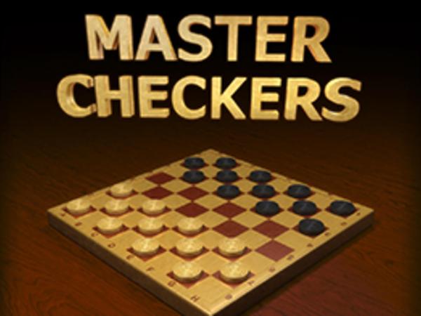 Bild zu Karten & Brett-Spiel Master Checkers