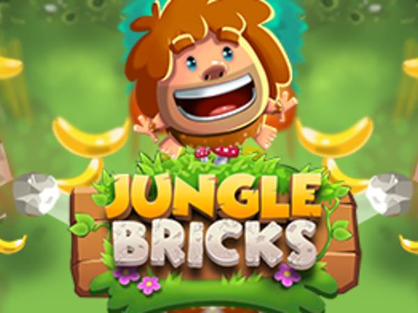 Bild zu Geschick-Spiel Jungle Bricks